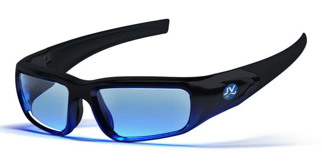 Propeaq 1.0 blauwe lens